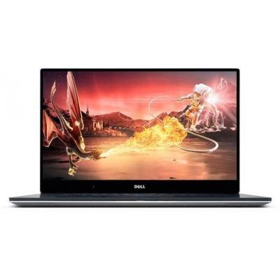 Dell laptop: XPS 15 9550 - Core i7 - 16GB RAM - 512GB  - Zwart, Zilver