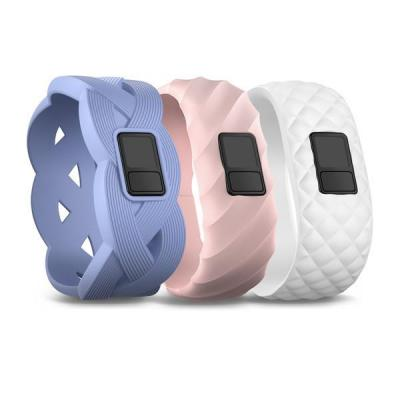 Garmin Sculpted Bands, Alexandra (vívofit 3 Bands) - Blauw, Roze, Wit