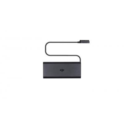 Dji oplader: Mavic Air Battery Charger (Without AC Cable) - Zwart