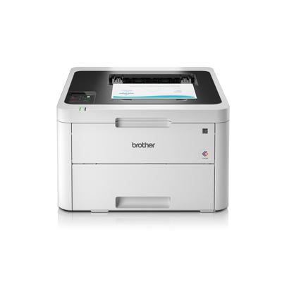 Brother laserprinter: A4, Elektrofotografischer LED Farbdrucker, 2400 x 600 dpi, 18 / 6 ppm, 250 / 100 Blatt, 802.11 .....