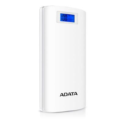 ADATA P20000D Powerbank - Wit