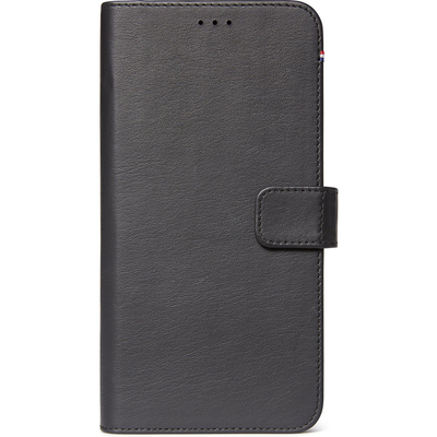 Decoded 2 in 1 Leather Booktype iPhone 11 Pro - Zwart - Zwart / Black Mobile phone case