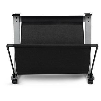Hp printerkast: Designjet T120 24-in Stand - Zwart