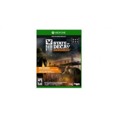Microsoft game: State of Decay, Xbox One