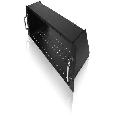 "Adder rack toebehoren: 48.26 cm (19 "") 2U rack mount chassis kit forLink X Series andLink ipeps. - Zwart"