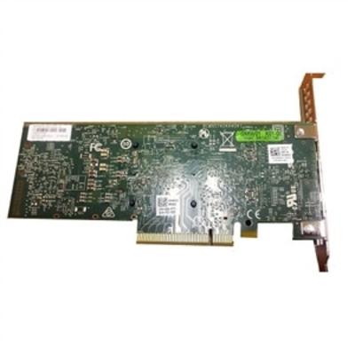 DELL Dual port Broadcom 57416 10 Db Base-T, PCIe Adapter - Full Height Netwerkkaart