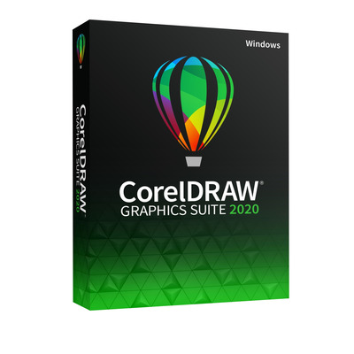 Corel DRAW Graphics Suite 2020 (English) Graphics/photo imaging software