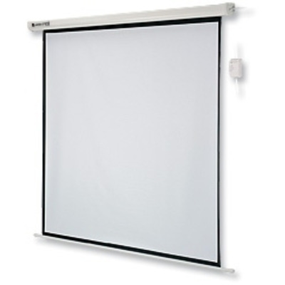 Nobo Electric projection screen 144 x 108cm Projectiescherm - Wit