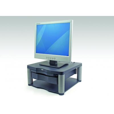 Fellowes Premium Beeldschermverhoging monitorarm - Grafiet