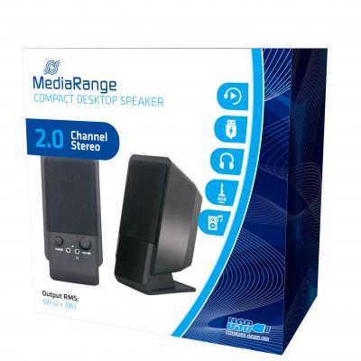 MediaRange MROS352 Speaker
