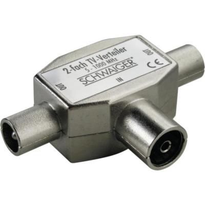 Schwaiger ASV42S531 kabel splitter of combiner