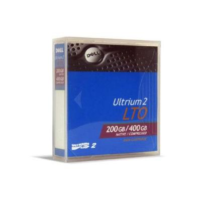 Dell datatape: LTO2-tapecartridge 1-pack