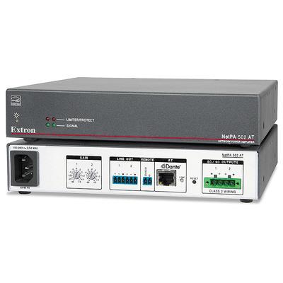 Extron NetPA 502 AT Video-lijnaccessoire
