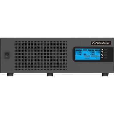 PowerWalker Inverter 5000 PSW UPS - Zwart