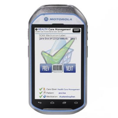 Zebra MC40N0-HCJ3R01 PDA