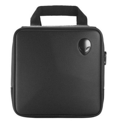 Dell portable game console case: Desktop carrying case, Black - Zwart