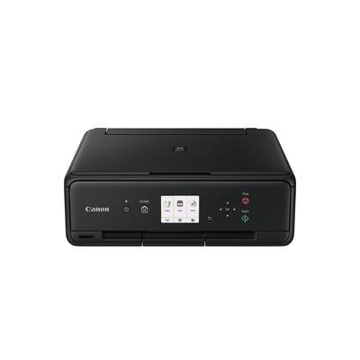 Canon PIXMA TS5055 Multifunctional - Zwart, Cyaan, magenta, Zwart Pigment, Geel