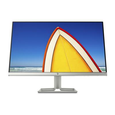 "HP 24f 23,8"" Full HD IPS Monitor - Zwart, Zilver"
