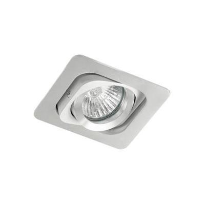 Xq-lite plafondverlichting: XQ0966 downlights - Geborsteld staal