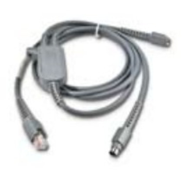Intermec 236-204-002 Signaal kabel - Zwart