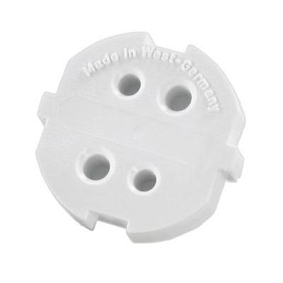 Hama Child Safe Cover for Sockets with Earth Contact Montagekit