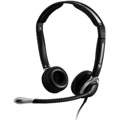 Sennheiser CC 550 IP Headset - Zwart