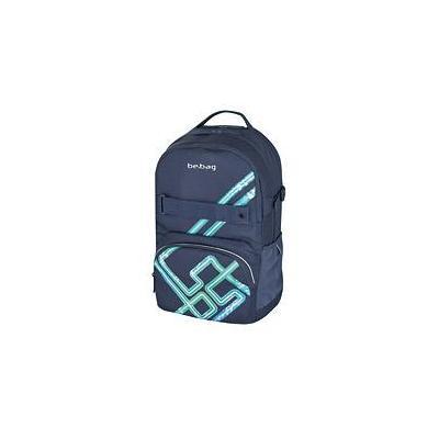 Herlitz : be.bag cube SOS - Blauw