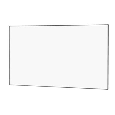 Da-Lite Ultra Thin Bezel (UTB) HD Progressive 0.6 Wide (16:10) Projectiescherm - Zwart, Wit