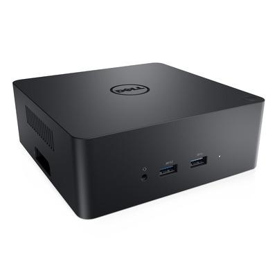 DELL TB18DC 210W Dual USB-C Thunderbolt Docking station - Zwart