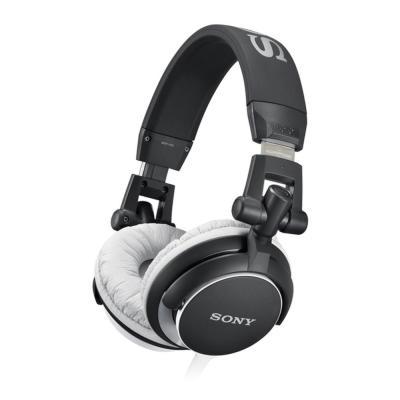 Sony koptelefoon: MDR-V55 - Zwart