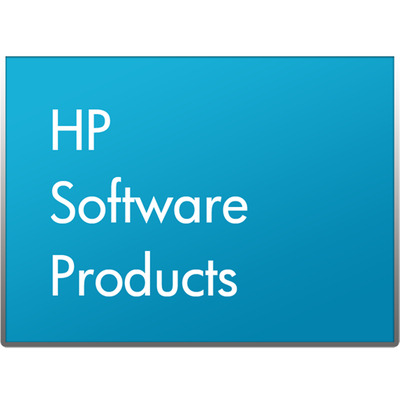 HP Imaging & Printing Security Center E-LTU - 1000 Device License Co-lokatiedienst