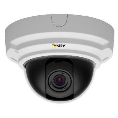 Axis P3364-V 6mm Beveiligingscamera - Zwart, Wit