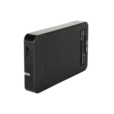 Sharkoon QuickStore Portable Pro USB3.0 Behuizing - Zwart