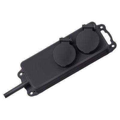 Brennenstuhl surge protector: BN-1159930 - Zwart