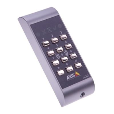 Axis A4011-E Toegangscontrole-lezer - Zwart,Grijs