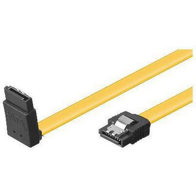 Microconnect SAT15003A1C6L ATA kabel - Geel