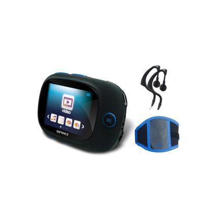 Difrnce MP1861 MP3 speler - Blauw