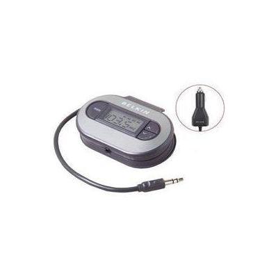 Belkin MP3: TuneCast II FM transmitter - Zwart