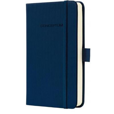 Sigel schrijfblok: NOTBK CONCEPTUM LIJN CO576 BL  - Blauw