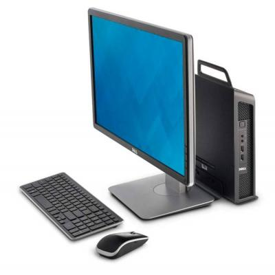 Dell cpu steun: OptiPlex Micro All in One Mount - micro PC behuizing - Zwart