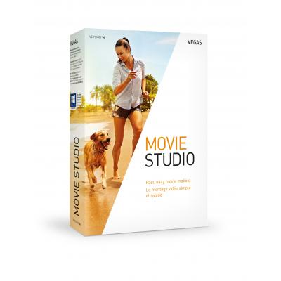 Magix grafische software: VEGAS Movie Studio 14