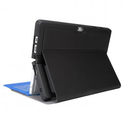 Targus tablet case: Folio Wrap - Zwart