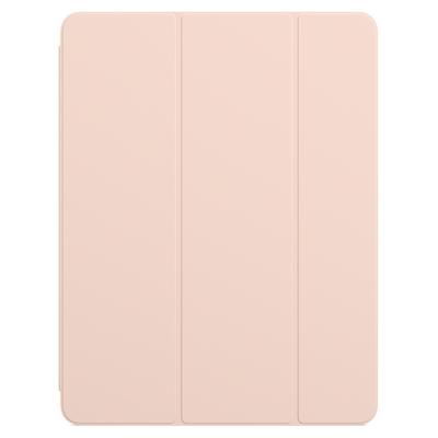 Apple Smart Folio voor 12,9‑inch iPad Pro (4e generatie) - Rozenkwarts Tablet case - Zand