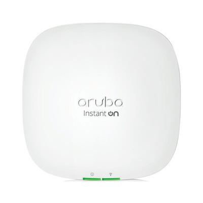 Hewlett Packard Enterprise Aruba Instant On AP22 (RW) 2x2 Wi-Fi 6 Indoor Access point - Wit