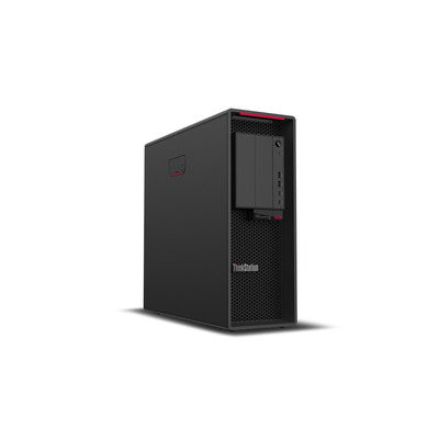 Lenovo ThinkStation P620 Pc - Zwart