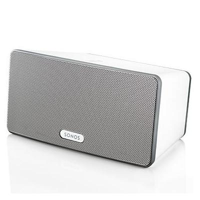 Sonos wireless speakers: PLAY:3 Wit