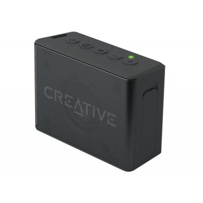 Creative labs draagbare luidspreker: MUVO 2c - Zwart