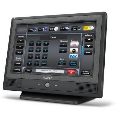 Extron : TLP Pro 720T - Zwart