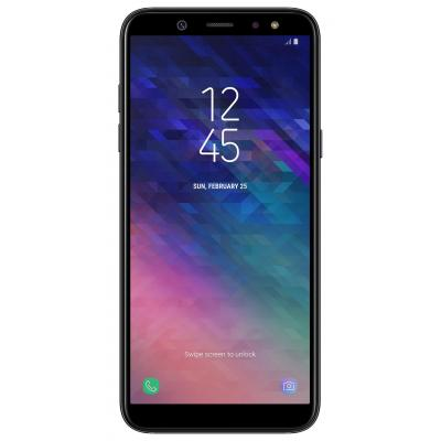 Samsung smartphone: Galaxy A6 (2018) Dual sim 32GB - Zwart
