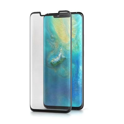 BeHello Huawei Mate 20 Pro High Impact Glass (black) Screen protector